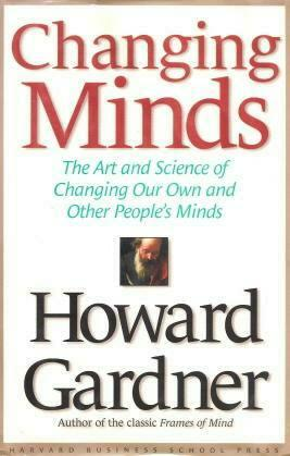 Book Cover Of Howard Gardneru0027s U003cemu003eChanging ...